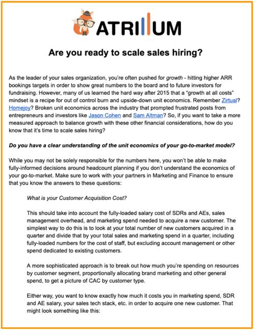 Sales Scaling Thumb